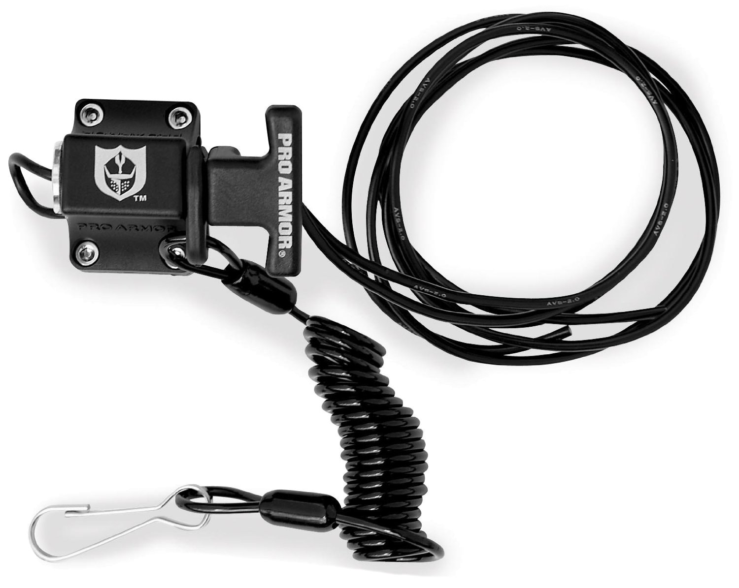 Pro Armor A040021 Black Universal Kill Switch by Pro Armor