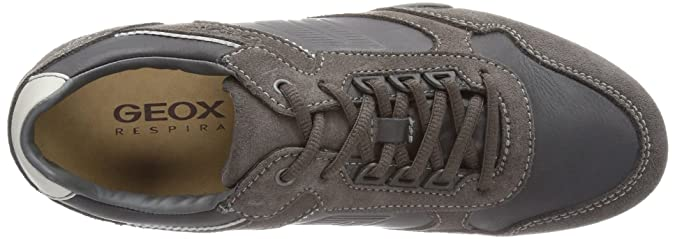 Geox Uomo Snake, Baskets mode homme