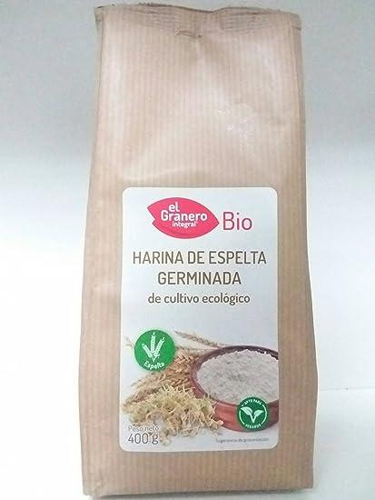 HARINA ESPELTA GERMINADA 400 GR