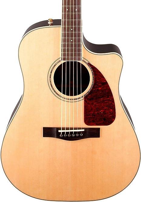 Fender guitarra eléctrica acústica cd-320asrwce: Amazon.es: Instrumentos musicales