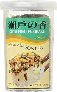 JFC Seto Fumi Furikake Rice Seasoning, 1.7 Ounce