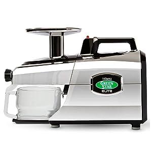 Tribest GSE-5050 Greenstar Elite, Cold Press Complete Masticating Slow Juicer