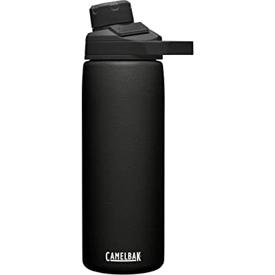 CamelBak Chute mag SST Vacuum Insulated Botellas, Unisex Adulto, Negro, 6 Litres/20 oz