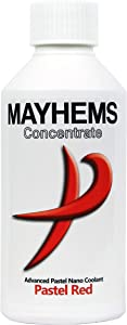 Mayhems Pastel Nano Coolant Concentrate, 250mL, Pastel Red