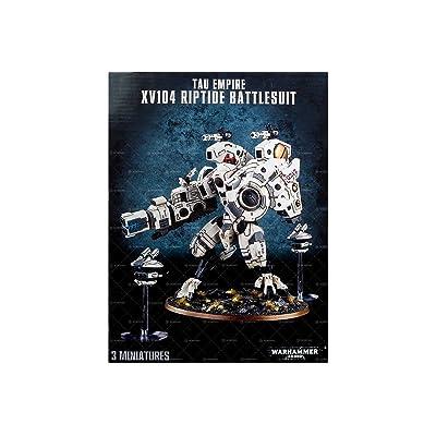 Tau Riptide Battlesuit: Toys & Games