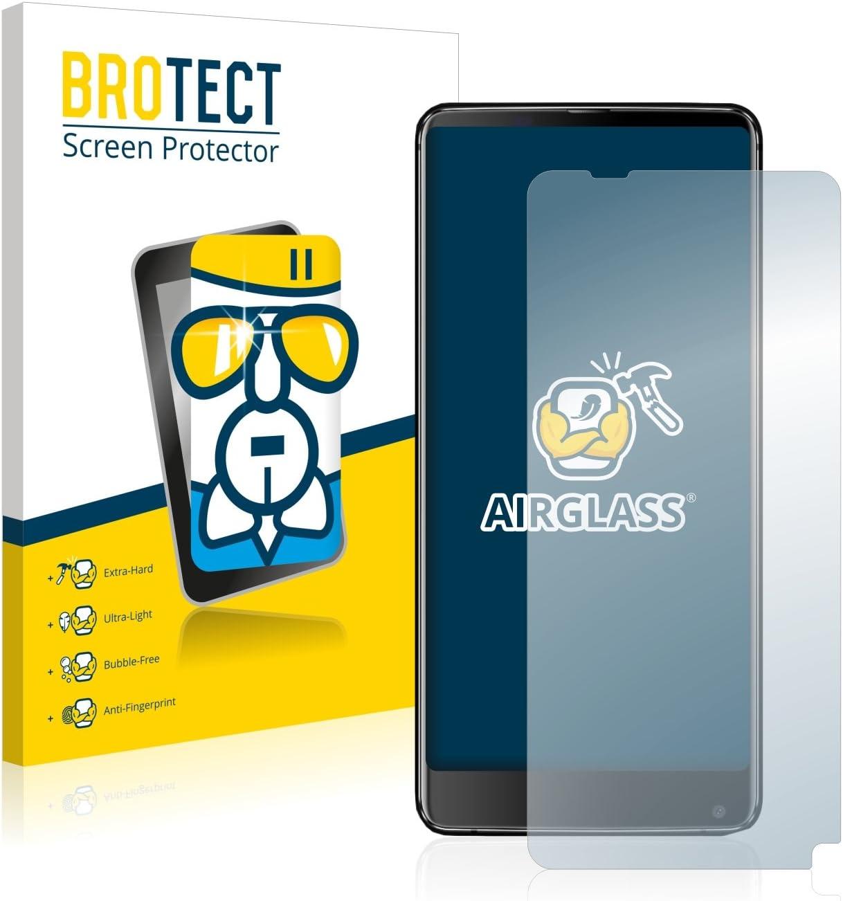 BROTECT Protector Pantalla Cristal Compatible con VKworld S8 ...