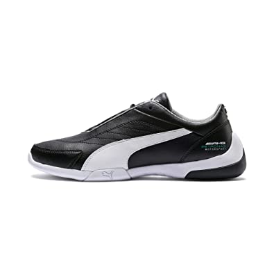 83180cfd252b9 PUMA Mens Mercedes AMG Petronas Future Cat Kart III 3 F1 Driving Athletic  Shoes in Black
