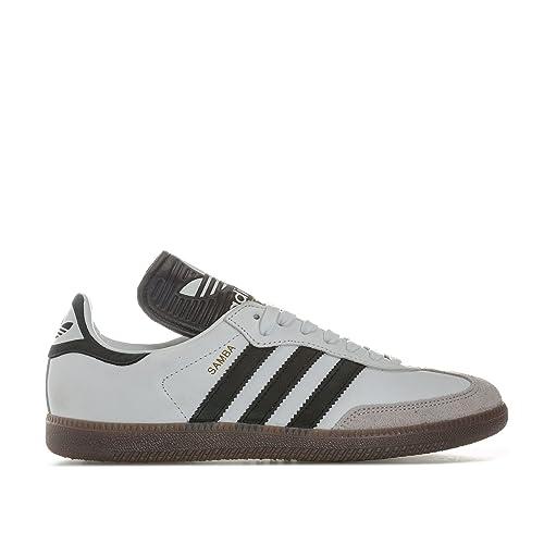 adidas Originals Samba Classic OG MIG, Vintage White-Core Black-Gum, 5: Amazon.es: Zapatos y complementos