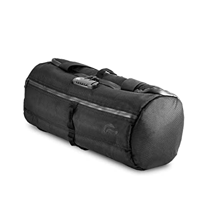 2443d24bf6 Amazon.com   Skunk Duffle bag- Smell Proof - With combo lock (Black ...