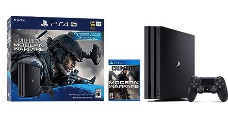 Sony PlayStation 4 Pro 1TB Call of Duty Modern Warfare Console Bundle only $399.99