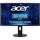 Acer XF270HBMJDPRZ 69 cm (27 Zoll) LED-Monitor (DVI-D, HDMI, USB 3.0, 1ms Reaktionszeit, 1920 x 1080) Schwarz
