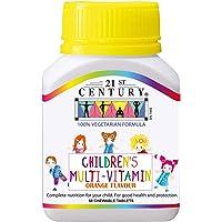 21ST Century Children's Multivitamins, 50ct