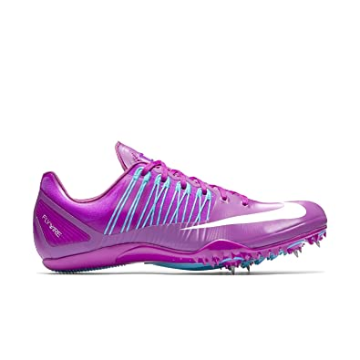 Nike Zoom Celar Track Spikes Shoes Hyper Violet/Gamma Blue Mens Size 8