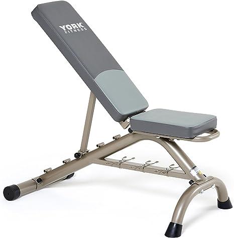 York Fitness Hantelb/änke Bench