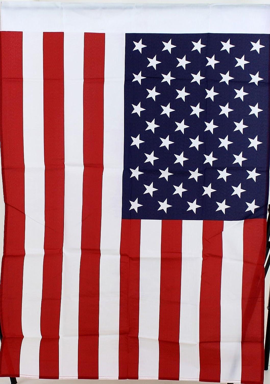 Ramson Imports of America 28 x 40 U.S. US American Hanging Flag Vertical Banner
