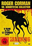 Roger Corman 90. Geburtstag Collection [3 DVDs]