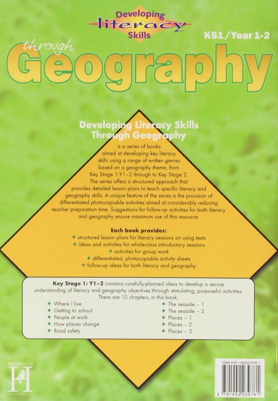 Developing Literacy Skills Through Geography Ks1 Year 1 2 Mackay Frances 9781902239781 Amazon Com Books Perhaps you could teach them. amazon com