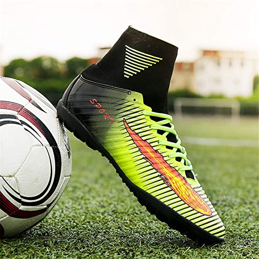 Amazon.com | FCSHOES Football Boots Mens Shoes Indoor Soccer Shoes Boys Zapatos Botas De Futbol Soccer Cleats | Soccer