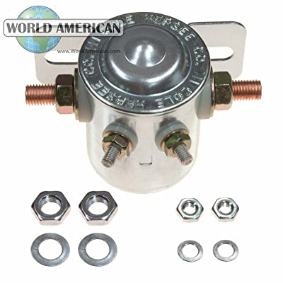 World American WA06-24059 Heavy Duty Solenoid: Automotive