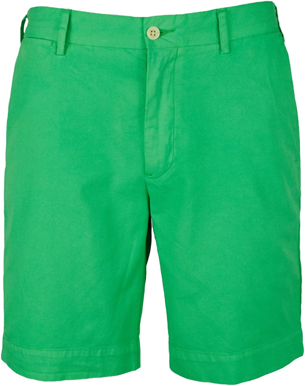 "Polo Ralph Lauren Men's Straight Fit 8"" Cotton Chino Shorts"