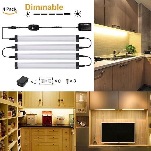 greensun 5 W lampada LED sottopensile luce cucina Strip LED, lampada ...