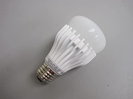 12 watt led a line dimmable bulb in warm white cybertech lighting