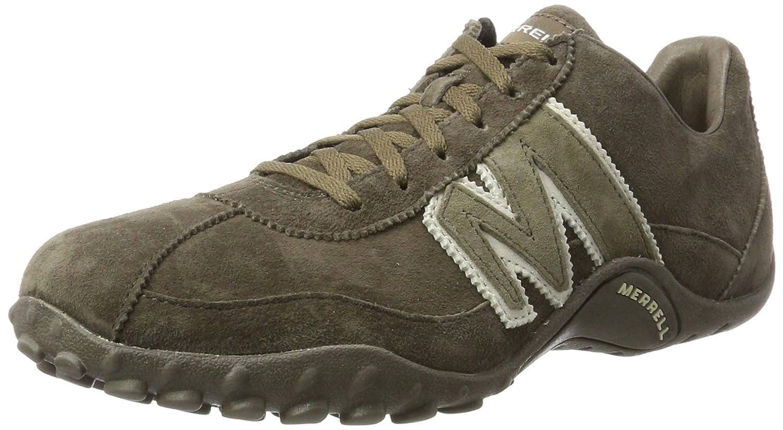 Merrell Sprint Blast Sneakers New Mens Shoes B0028RDPI2 11 D(M) US|Gunsmoke White
