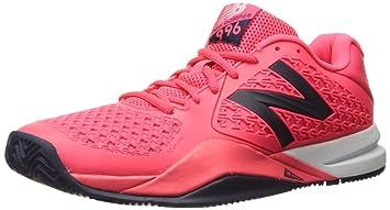 detailed look 90bfb 645fd New Balance Men s 996v2 Tennis Shoe, Bright Cherry Black, ...