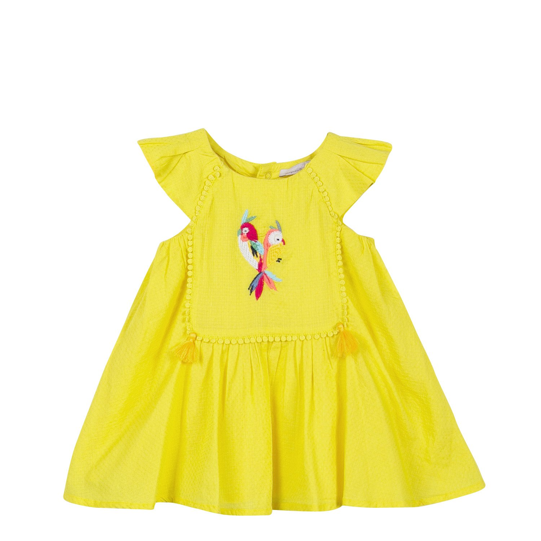 Catimini Baby-Mä dchen Kleid Robe Pique Coto CL30113