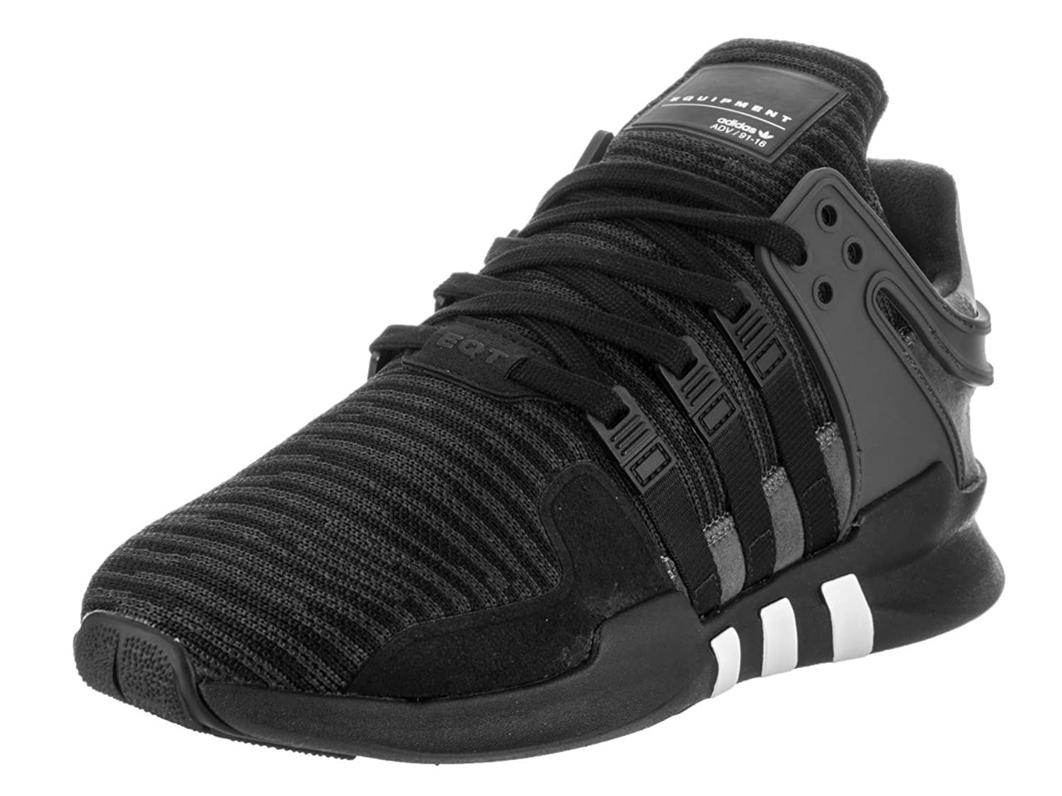 adidas eqt black shoes