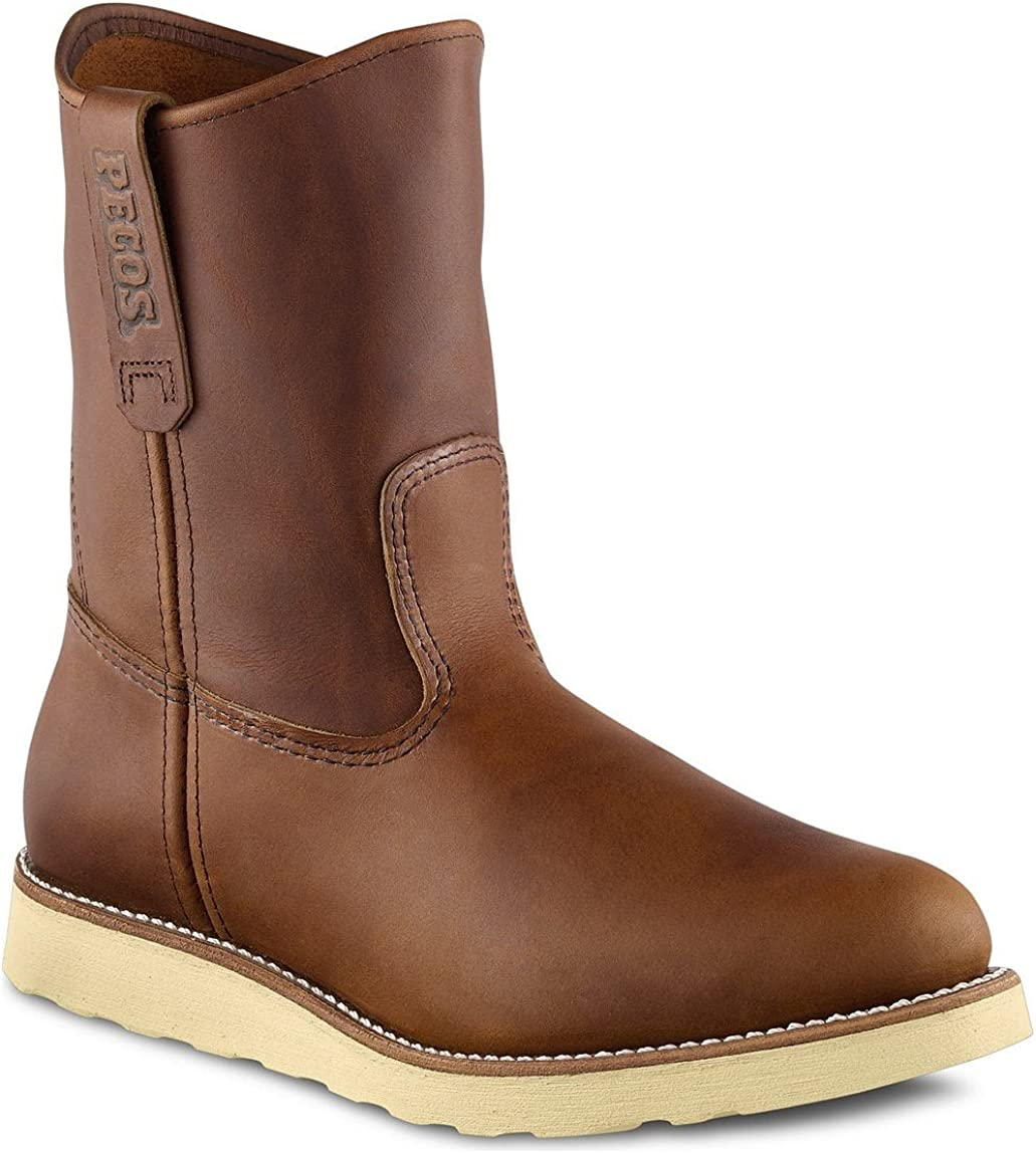 Red Wing 866 Men's 9 inch Pull on Boot
