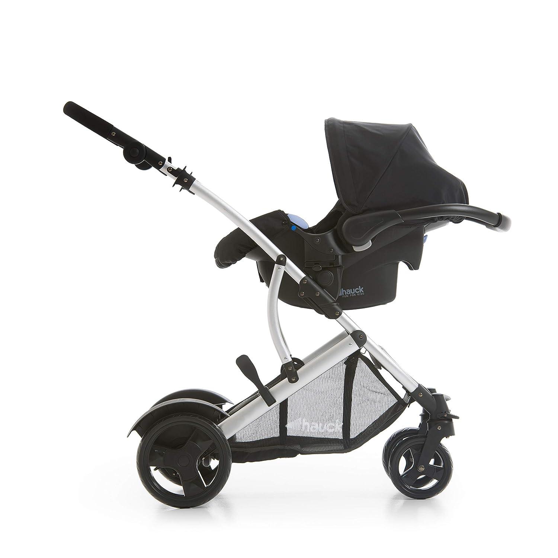 Hauck Duett 2 - Adaptador silla auto para gemelar, apto para ...