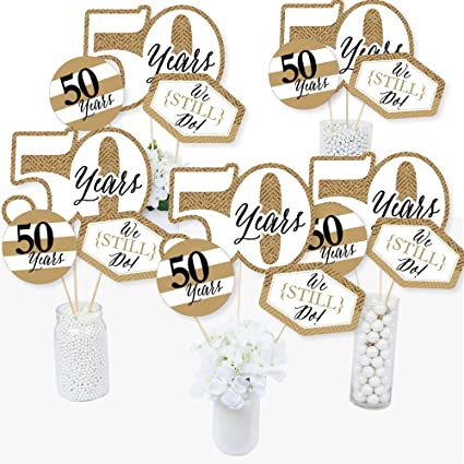 Amazon We Still Do 50th Wedding Anniversary Anniversary