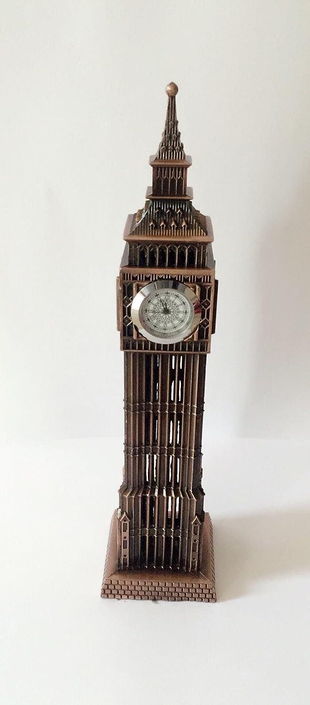Recuerdo Londres- Big Ben (cobre)/reloj