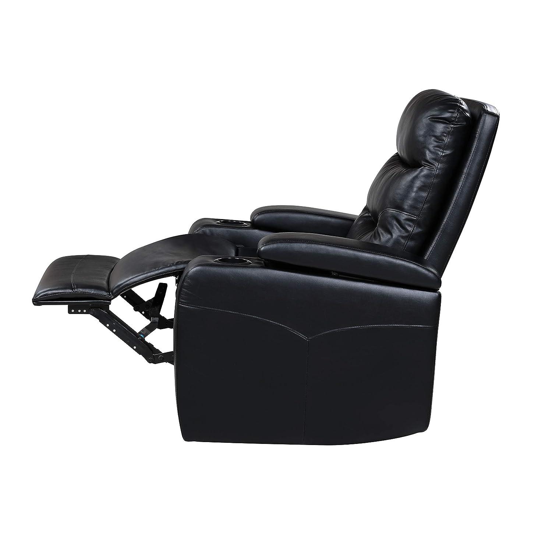 Amazon.com: Relax A Lounger Scott Silla reclinable Scott ...