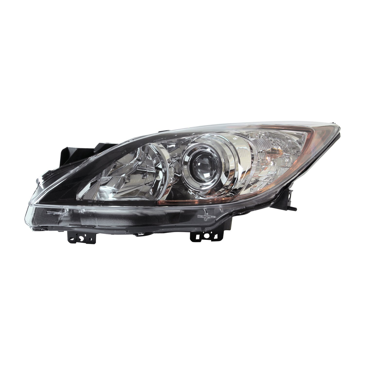 TYC 20-9085-01-1 Mazda 3 Right Replacement Head Lamp