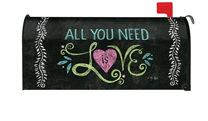 Amazon.com: Toland Home Garden All You Need Is Love ...