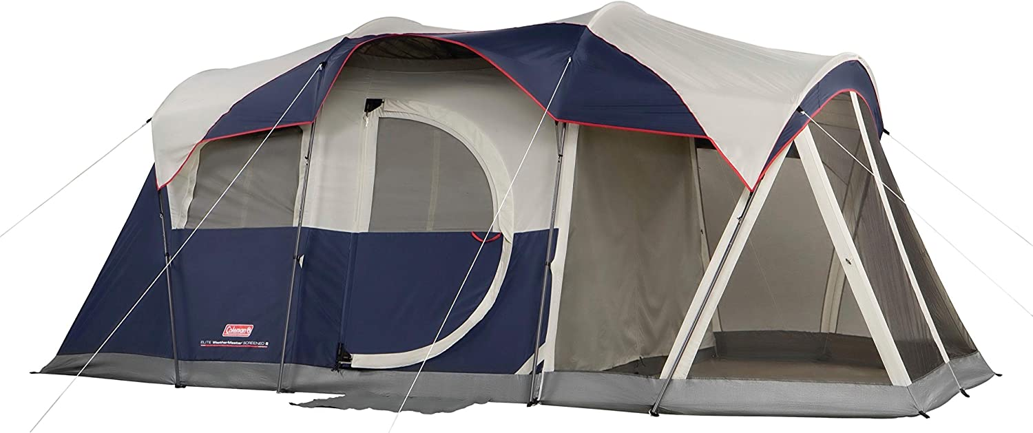 Coleman Elite WeatherMaster 6 Screened Tent Review