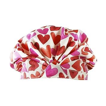 59ed3e00 Amazon.com : Lulu Beauty The Shower Turban, True Love : Beauty