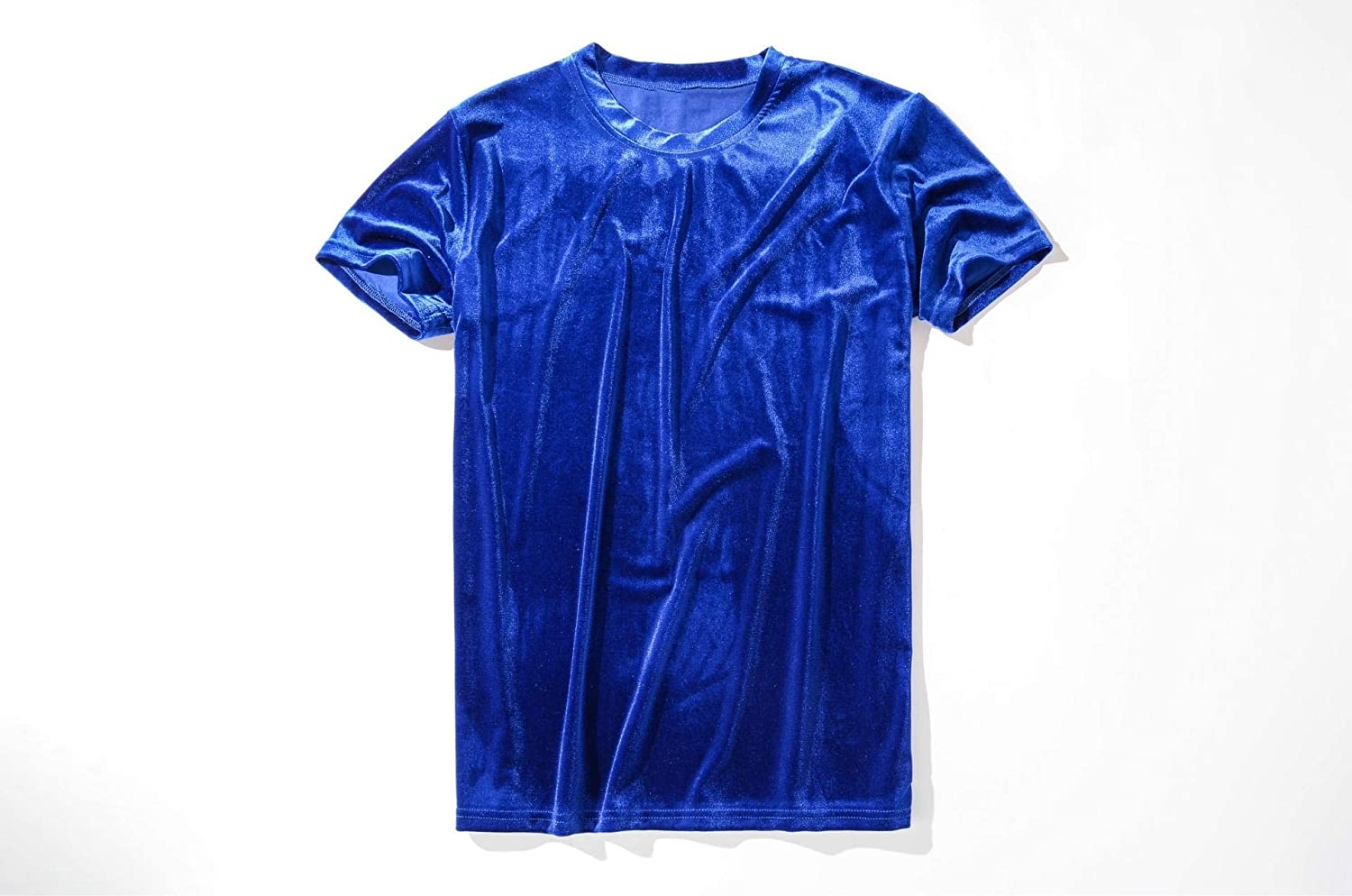 SportsX Men Fashional Short-Sleeve Comfort Solid Tees Pullover Top