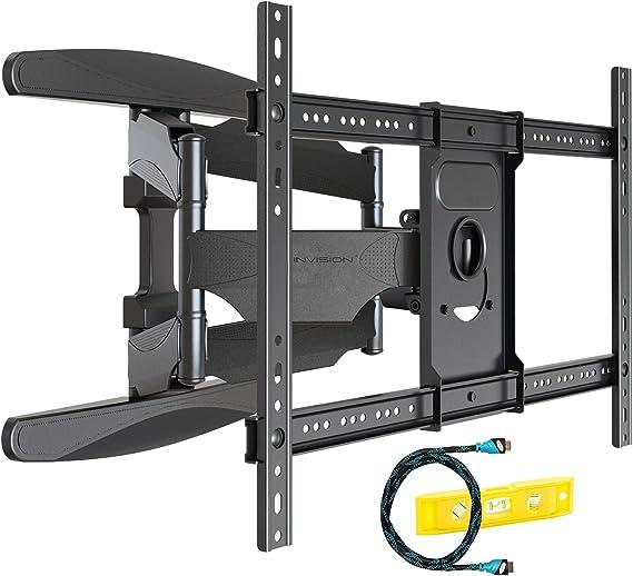 Invision Doppel Arm Tv Wandhalterung Für 37 70 Zoll Elektronik