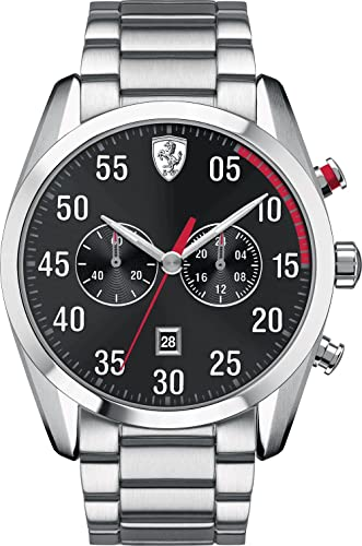 watches black sf india watch online analogue scuderia buy mini ferrari in men