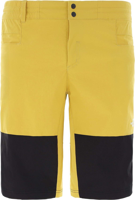 The North Face Climb - Pantalones cortos para hombre de bambú ...