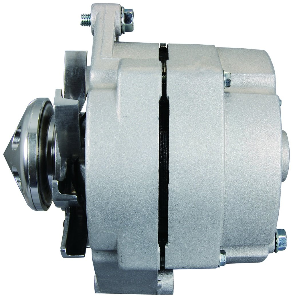 New Alternator Self Exciting Low Rpm Cut In W Billet Gm 160 Amp Wiring Style Pulley 100 Automotive
