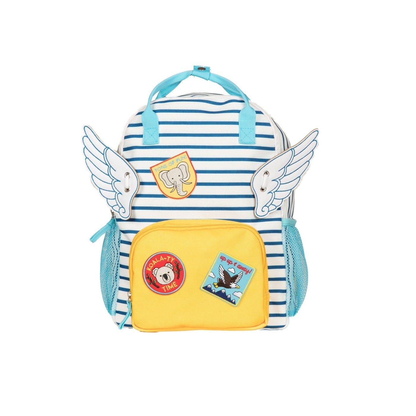 Love Taza Kids' Backpack & Flair