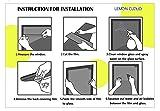 3D Decorative Film Privacy Window Film No