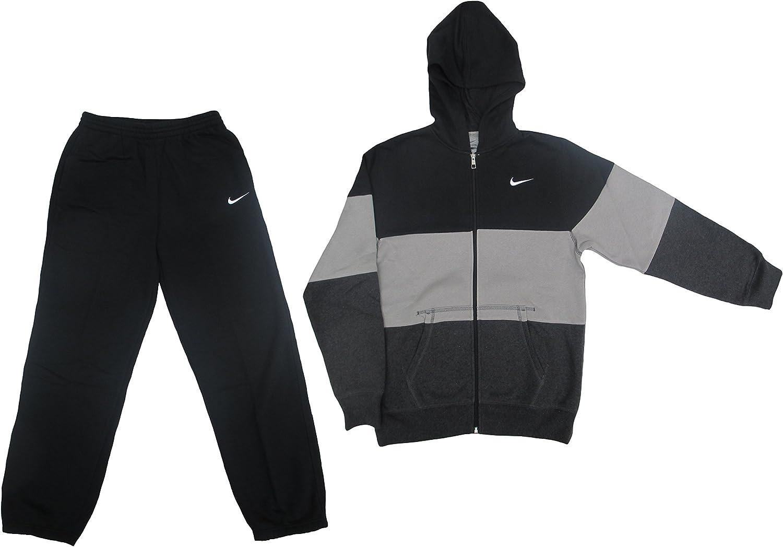 Nike - Chándal - para niño negro XL (13-15 Años): Amazon.es: Ropa ...