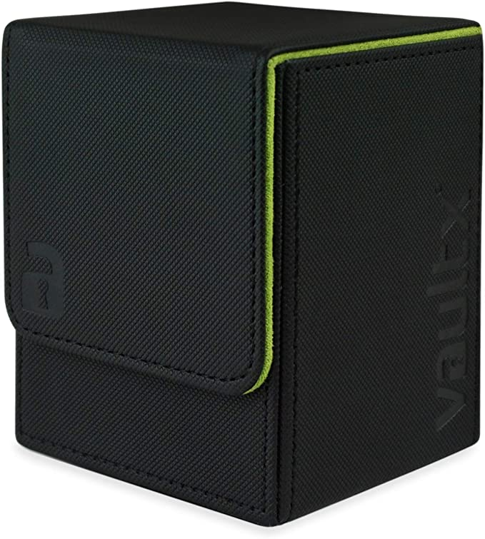 Vault X® Caja Grande de Cartas - Tamaño Grande para 100+ Cartas en ...