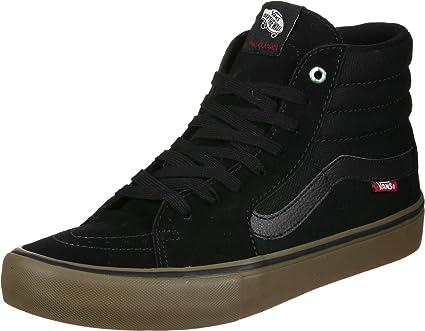 Vans Sk8 Hi Pro BlackGum