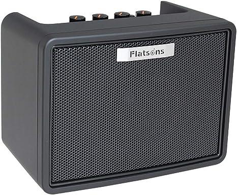 Javpoo Mini Amplificador de Guitarra USB Amplificador portátil ...